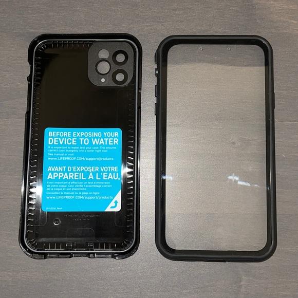 Lifeproof FRE Black Case iPhone 11 Pro Max
